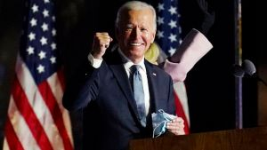 I'm already preparing for work as President – Biden