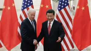China Finally Congratulates Biden on US Election Win