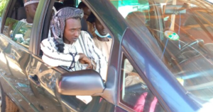 Kidnapper arrested after boarding a vehicle owned by one of his victims