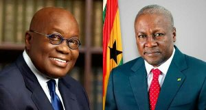Ghana votes today for President and Parliamentarians
