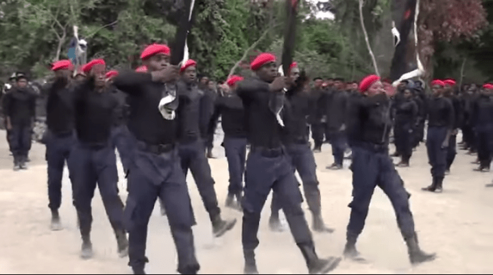 Nnamdi Kanu, IPOB launch security outfit to tackle herdsmen attacks (Video + Photos), Nnamdi Kanu, IPOB launch security outfit to tackle herdsmen attacks (See Video + Photos), Effiezy - Top Nigerian News & Entertainment Website