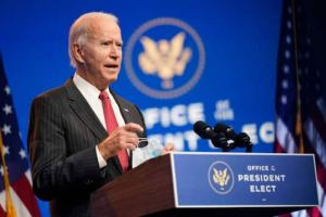 Biden reveals covid vaccination will not be mandatory in US