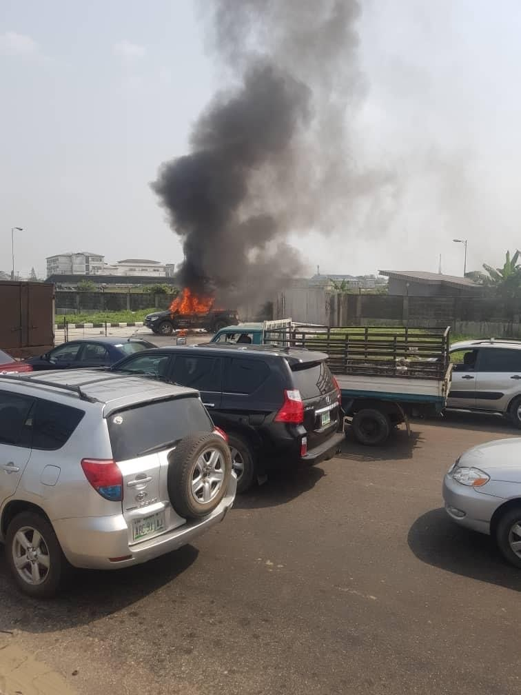 , Tragedy!!! Protesters take over as police chasing yahoo boys kill mother and baby in Warri (graphics photo), Effiezy - Top Nigerian News & Entertainment Website