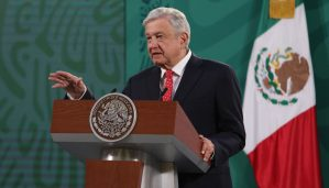 Mexican president Lopez tests positive for COVID-19