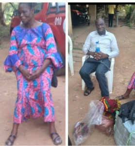 Police arrest tailors sewing fake Amotekun uniforms in Oyo (photo)