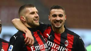 Milan's Rebic, Krunic test positive for coronavirus before Juve game
