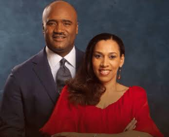 , Pastor Paul Adefarasin marks 58th birthday with motivational words from his wife, Effiezy - Top Nigerian News & Entertainment Website