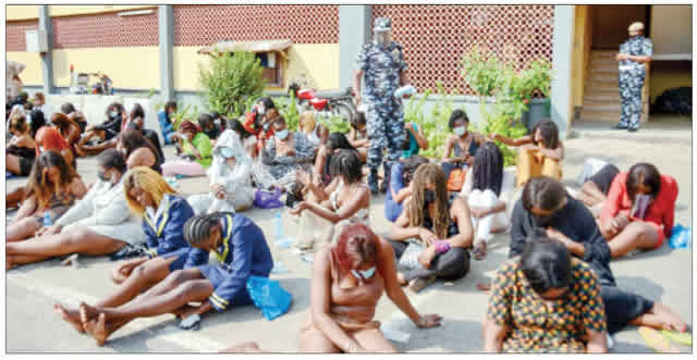 , 243 covid-19 violators convicted, to pay N20,000 fine each, Effiezy - Top Nigerian News & Entertainment Website