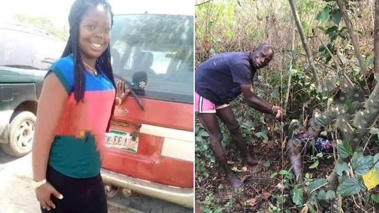 , Man murders his girlfriend in Oghara, Delta over 'infidelity' (graphic hotos), Effiezy - Top Nigerian News & Entertainment Website