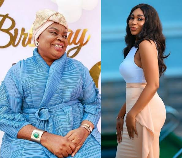 , Nollywood actress Ebube Nwagbo's mom dies, Effiezy - Top Nigerian News & Entertainment Website