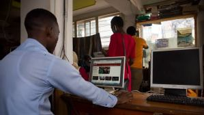 Uganda switches on internet after days of shutdown over election