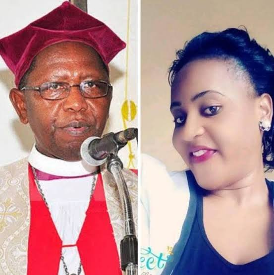 , Retired Archbishop gets suspended on account of illicit affair with a married woman, Effiezy - Top Nigerian News & Entertainment Website
