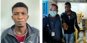 Nigerian man arrested by Thai police for overstaying his 60-day visa by 7 years