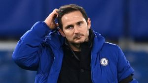 Chelsea Manager Frank Lampard sacked as head coach