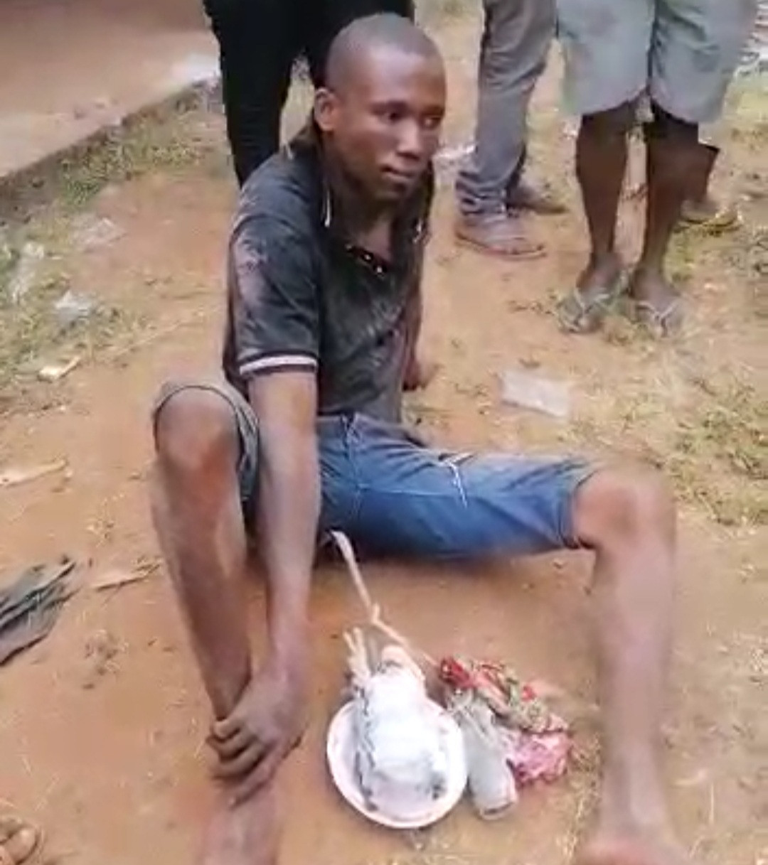 24-year-old bike man accused of using jazz to destroy lives in Anambra (video)