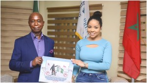 """*New wife loading"""", hilarious reactions from social media users as BBNaija's Nengi pays courtesy visit to Ned Nwoko"""