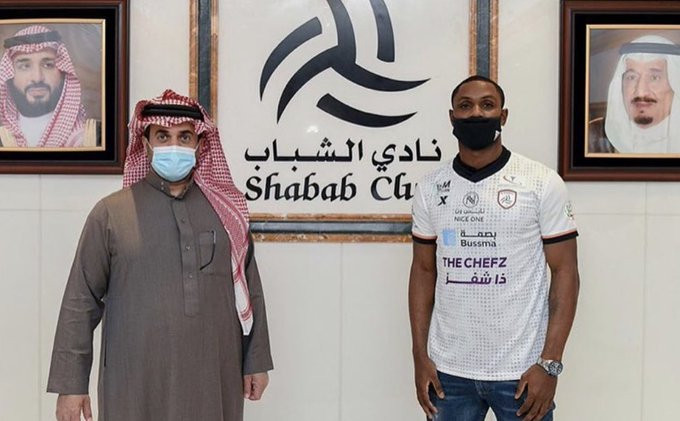 Odion Ighalo has joined Saudi Arabian side Al Shabab FC on a permanent deal., Odion Ighalo signs contract with Al-Shabab Saudi FC, Effiezy - Top Nigerian News & Entertainment Website