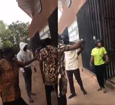 UNN female student allegedly gets assaulted by staff for dressing indecently