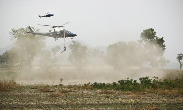, Tension in Imo as Nigerian Army conducts air strikes in Orlu in search of ESN (video), Effiezy - Top Nigerian News & Entertainment Website