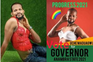 """Let's make Anambra great"" – Actor, Uche Maduagwu joins Anambra governorship race"