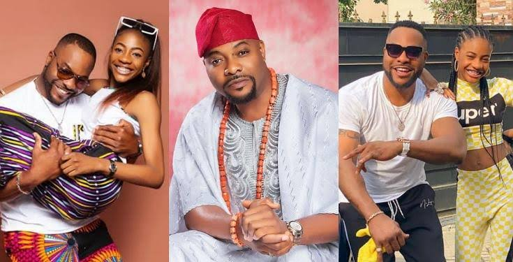 , I remind my daughter everyday that I'm not her father – Actor, Nino B (photo), Effiezy - Top Nigerian News & Entertainment Website