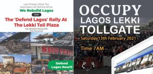#OccupyLekkiTollGate: Protests to hold in three states, Lagos, Oyo and Adamawa says Campaigner