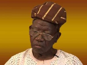 , Lagos state first civilian governor, Lateef Jakande dies at 91, Effiezy - Top Nigerian News & Entertainment Website