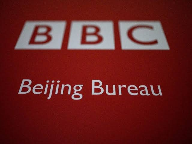 UK reacts after China bans BBC world news from broadcasting in the country