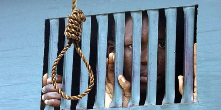 , Six youths sentenced to death by hanging for armed robbery in Yola, Effiezy - Top Nigerian News & Entertainment Website