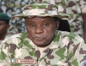 We'll not sit, watch some people destroy Nigeria – Defence minister