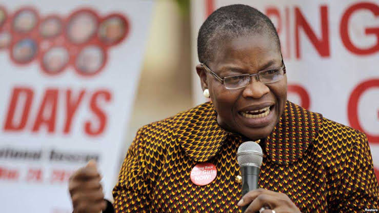 Stop insulting our sensibilities - Oby Ezekwesili condemns Sheik Gumi sympathy for bandits