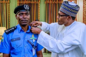 Buhari extends IGP Mohammed Adam's tenure for 3-months