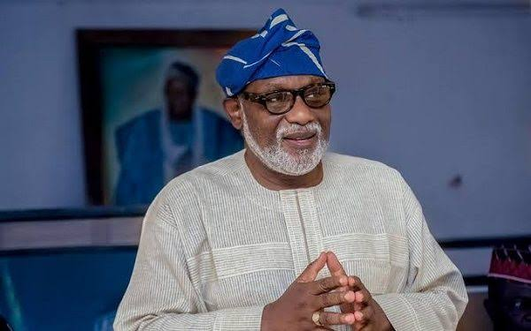 , Governor Akeredolu to take oath, begin second term in office today, Effiezy - Top Nigerian News & Entertainment Website
