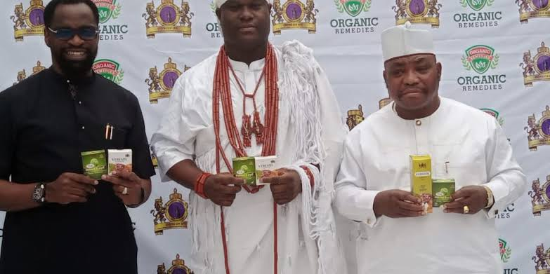 , Ooni of Ife, Oba Adeyeye Ogunwusi unveils indigenous cure for COVID-19, Effiezy - Top Nigerian News & Entertainment Website