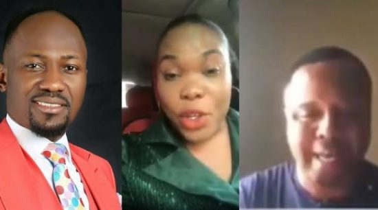 """, """"I received instruction from God to apologizes to Apostle Suleman – Mike David (video), Effiezy - Top Nigerian News & Entertainment Website"""