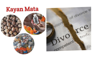 Alarming rate of divorce in many states traced to use of Kayan Mata