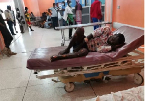 Ghana, Ghanaian man burns to death 11-year-old stepson over feud with lover (Photo), Effiezy - Top Nigerian News & Entertainment Website