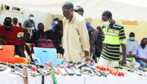 , How I pass security checkpoints to supply cocaine to bandits — Physically challenged man reveals, Effiezy - Top Nigerian News & Entertainment Website