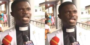 If your wife sucks your Manhood, you are gay – Apostle Sakordie