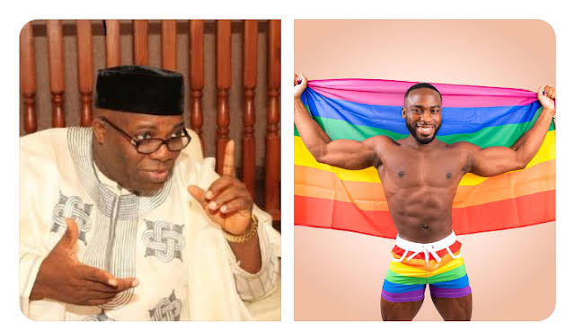 , God is preparing my son to change gay community – Doyin Okupe, Effiezy - Top Nigerian News & Entertainment Website