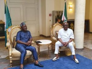 , If you kill Ortom, be prepared to bury Nigeria – Wike fires at FG, Effiezy - Top Nigerian News & Entertainment Website