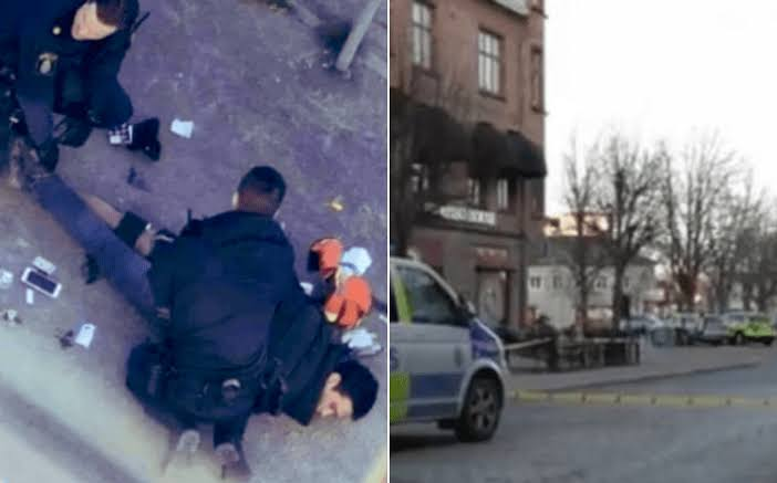 8 people stabbed as man goes on rampage in Sweden
