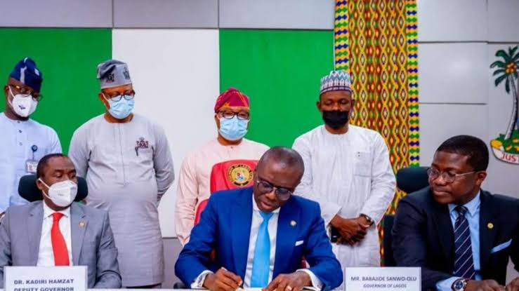 , Sanwo-Olu approves 21-year jail term for cultists, Effiezy - Top Nigerian News & Entertainment Website