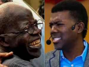 If Tinubu can't clean his teeth, how will he clean up Nigeria – Reno Omokri