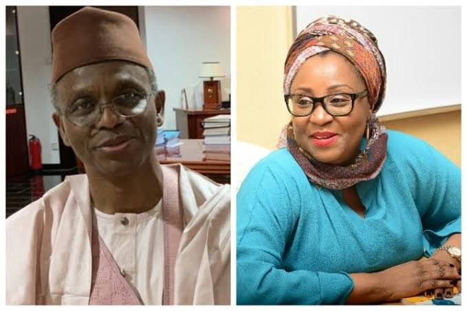 , My husband won't pay ransom if I'm kidnapped – El-Rufai's wife, Effiezy - Top Nigerian News & Entertainment Website