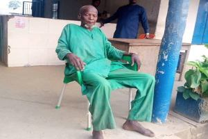 I don't know anything about kidnapping, Wakili says