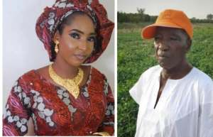 74-year-old Agric Minister, Nanono marries 18-year-old girl in secret wedding (Photo)