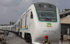 Amaechi urges contractors to speed up Lagos-Ibadan Rail Project