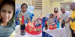 Comedienne Ada Jesus celebrates her birthday in the hospital (photos)