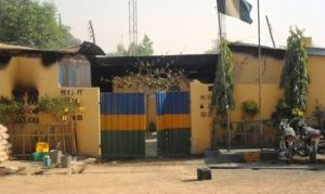 2 dead, others injured as gunmen attack police station in Enugu